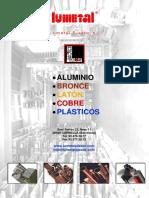 catalogo plásticos técnicos