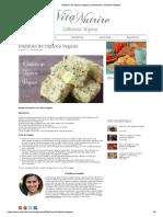 Dadinho de Tapioca Vegano _ Vita Nutrire _ Culinária Vegana.pdf