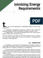 8.Minimizing Energy Requirements