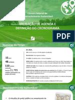 Câmara Setorial de Desenvolvimento Sustentável - 20/03/19