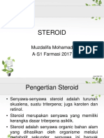 Muzdalifa Mohamad Steroid
