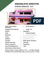 Gorantla Library