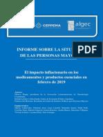 2019.03.17 Informe Sobre Precios de Medicamentos a Febrero de 2019 CEPA CEPPEMA ALGEC