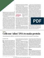 Alien DNA (Un Tercer Par de Bases)
