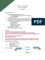Study notes essay 2 ethics CDM 031819.docx