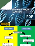 Aula 9 - Doenças Genéticas