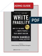 White Fragility Reading Guide