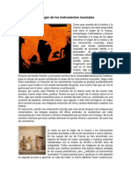 El origen de los instrumentos musicales.docx