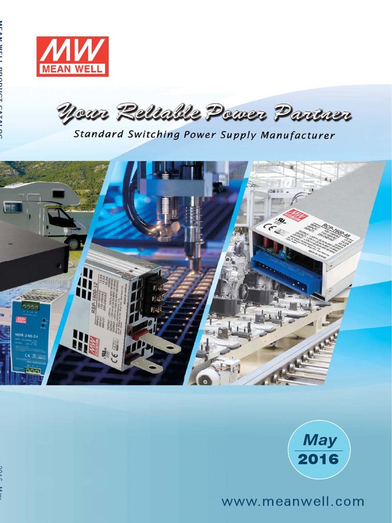 Medical IEC 320-C14 Inlet Desktop GSM120A20-R7B 120 Watts: 20V @ 6A AC//DC Adapter