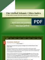 Global Islamic Cities Index, GICI