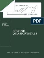 (Centre de Physique des Houches 3) Yves Meyer (auth.), Françoise Axel, Denis Gratias (eds.) - Beyond Quasicrystals_ Les Houches, March 7–18, 1994-Springer-Verlag Berlin Heidelberg (1995).pdf