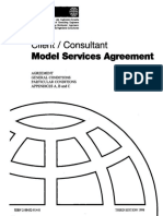 FIDIC ClientConsultant Agreement[1]
