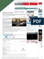 Decretan Embargo de Bienes a Senador Al...l, Noticias de Concepción y Del Biobío