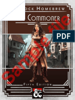 Commoner Preview