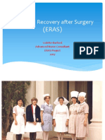 Enhanced Recovery After Surgery ERAS. ANMF
