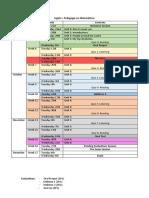 English I Agenda. Mathematics.docx