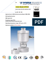 Product Information 1110g Load Cells CPR-M