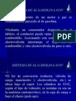 Sistema Dual Gnv y Gasolina