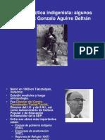 Antropología mexicana