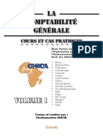Edilivre La Comptabilite Generale Volume 1 Mouhamadou Diene Preview