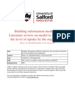 ARCADIS White Paper Building Information