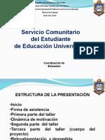 Presentación Servicio Comunitario 14 sep.ppt