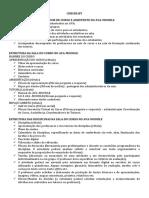 CHECKLIST COORDENAÇÃO DE TUTORIA.docx