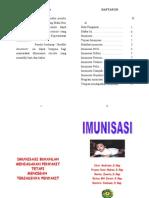 Imunisasi Booklet
