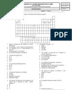 Quiz Tabla Periodica