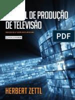 Manual de Producao de Televisao Herbert Zettl