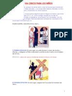 n15 - Via Crucis Para Los Niã'Os