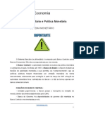 Sistema Monetário e Política Monetária _ Diplomacia