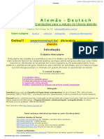 alemao-­--deutsch