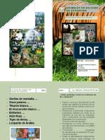 Revista de Los Animales en Peligro de Extencion