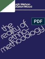 1975 - The reality of ethnomethodology.pdf