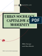 [Sociology for a Changing World] Mike Savage, Alan Warde (auth.) - Urban Sociology, Capitalism and Modernity (1993, Macmillan Education UK).pdf