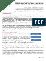 CH4_Cours SE+logiciels