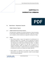 Propuesta Cap 5 - Normativa Urbana