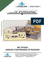 PSY5060-FR-01-2009