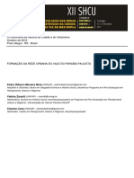 Formação Da Rede Urbana Do Vale Do Paraíba Shcu 2012 Gt5!95!271-20120507230134(1)
