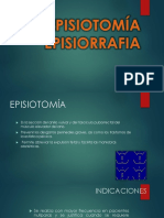 Episiotomia y Dsgarros Perineales 2