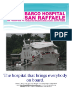Hospital Boat San Raffaele