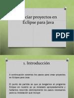 Eclipse Basico