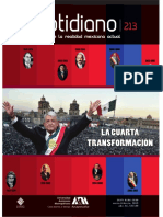 Cotidiano 213.Magdalena Gomez