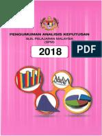 Laporan Analisis Keputusan SPM 2018 - Upload (1)