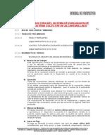 6. Especificaciones Tecnicas_alcantarillado