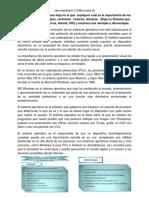Actividades de La Sem. II Informatica