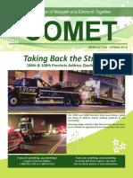 Comet Spring 2019 Newsletter