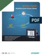Acuvim L Power Meter Brochure 1030E1210
