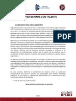Lectura 3 El Profesional Con Talento Pilar Jericó